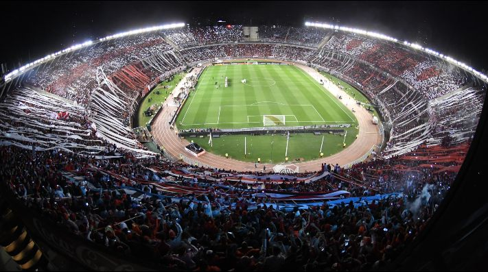 El estadio Monumental tendrá al menos 66.000 espectadores en la final entre River y Boca. (FOTO: Getty)