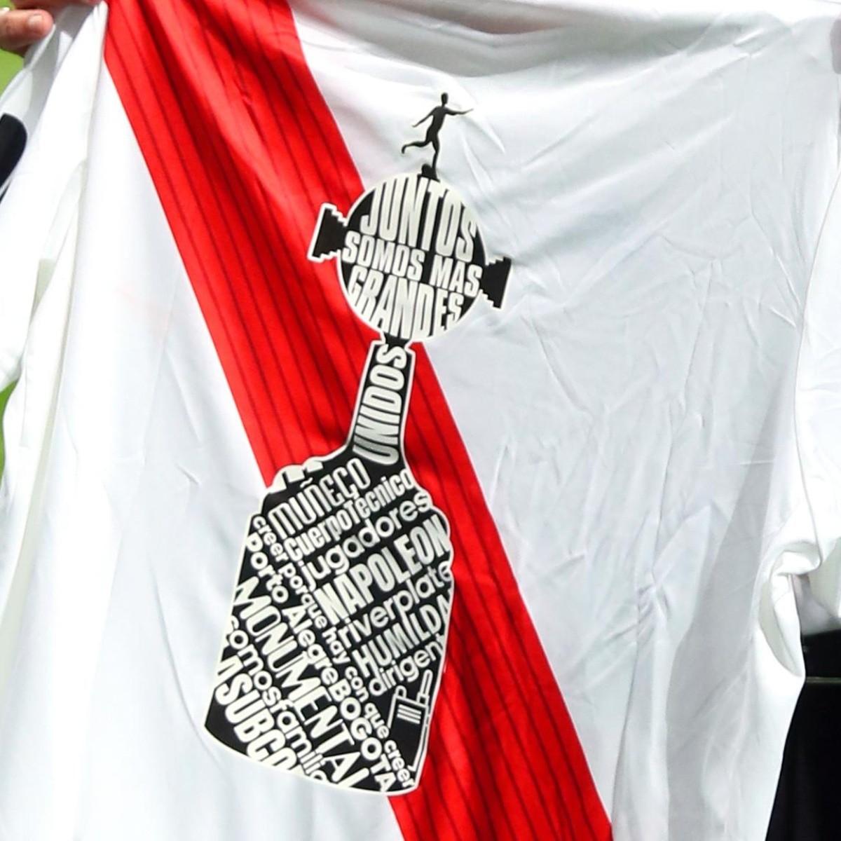 Los detalles de la camiseta del campeón de América  36e99ce3301a0