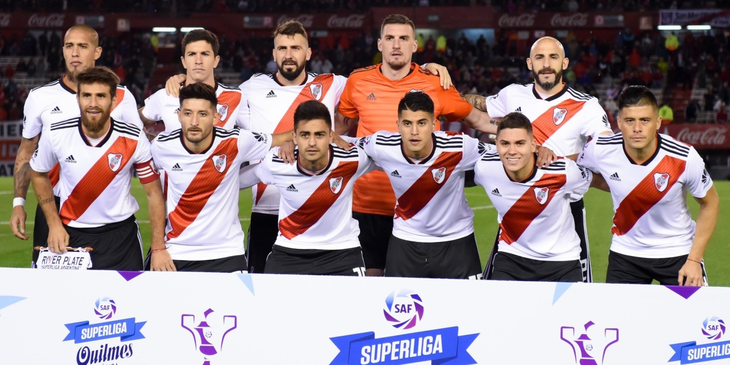 River tan sólo perdió un partido como local durante el año 2018 en el estadio Monumental. (FOTO: Getty)