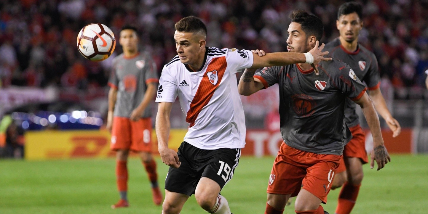 River recibirá a Independiente por la fecha 23 de la Superliga.