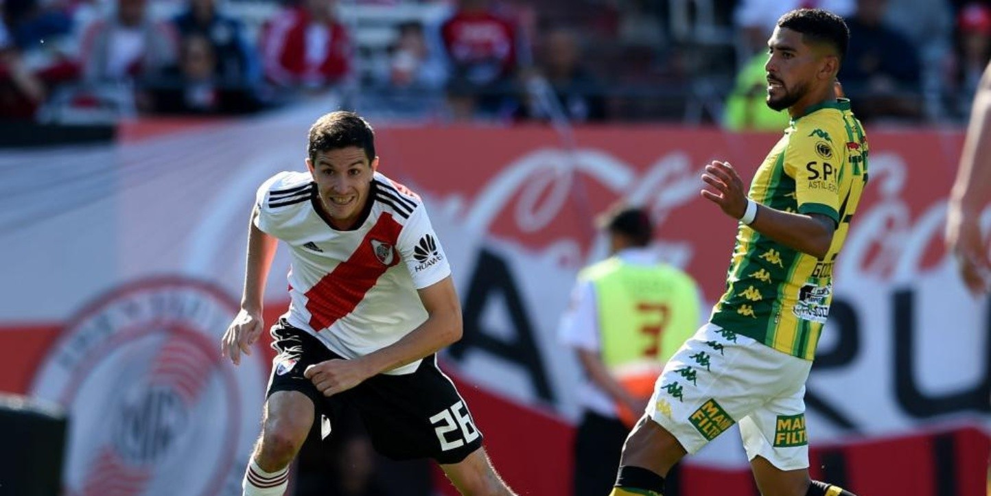 El debut de River en la Copa de la Superliga estará a cargo de la pantalla de TNT Sports