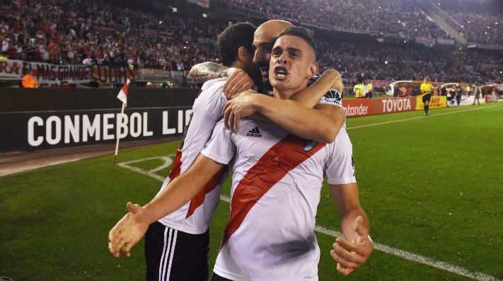 River buscará su decimosegundo título a nivel internacional. (FOTO: Getty)