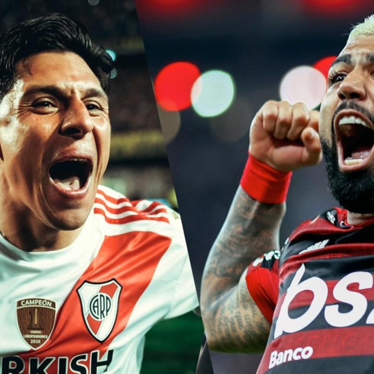 En Flamengo Ya Hablan De River River Plate La Página