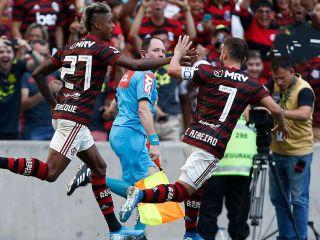 Flamengo Vapuleó A Corinthians River Plate La Página