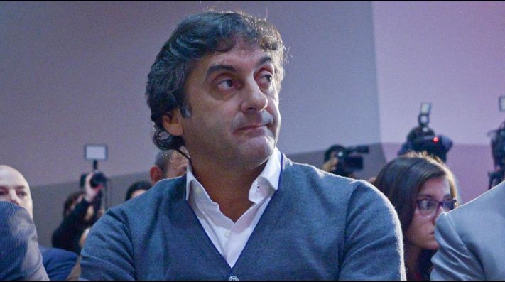 Enzo Francescoli, director deportivo de River.