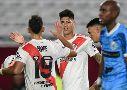 River tuvo su último partido de Libertadores el 11 de marzo pasado, cuando goleó 8-0 a Binacional. (FOTO: Getty)
