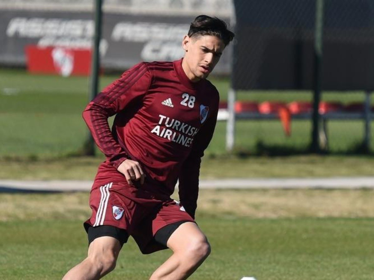Martínez Quarta, un momento muy bueno para venderlo River Plate   La Página  Millonaria