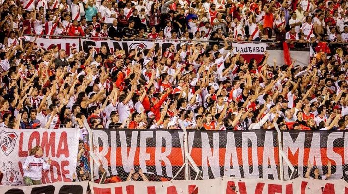 River y nada más - Estadio Monumental.