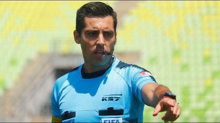 Cristián Garay será el árbitro entre River y San Pablo