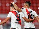 VIDEO: los goles de la goleada de River a Liga de Quito