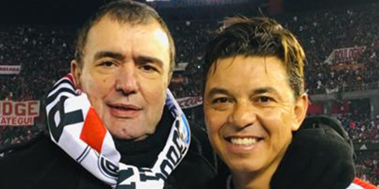 Atilio Costa Febre y Marcelo Gallardo compartirán una entrevista espectacular por streaming