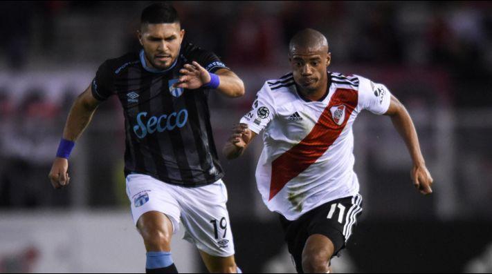 Copa Argentina River Enfrentar U00e1 A Atl U00e9tico Tucum U00e1n En La