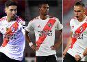 Cinco futbolistas del Más Grande entre los más valiosos de América