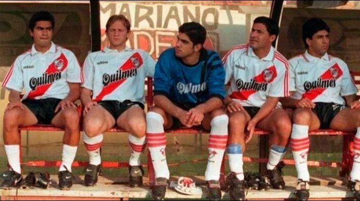Joaquín Irigoytía, ex arquero de River, habló del vínculo entre Enzo Francescoli y Ramón Díaz durante la Copa Libertadores de 1996.