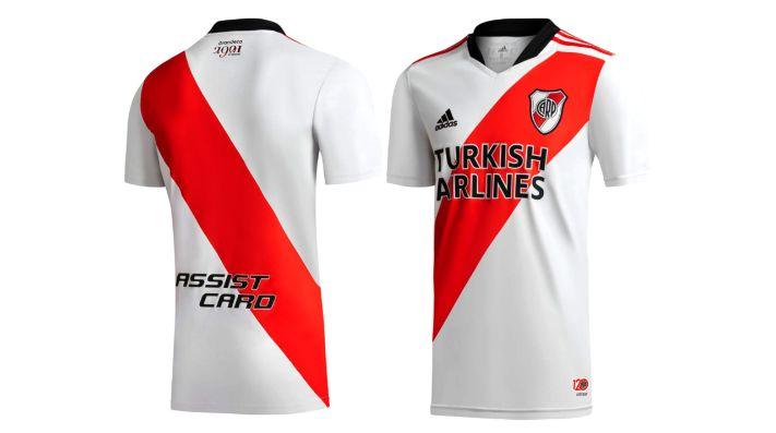 El nuevo modelo será estrenado en el partido contra Fluminense por la Copa Libertadores.