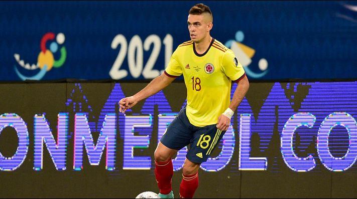 Borré está enfocado en la Copa América y luego resolverá su futuro futbolístico.