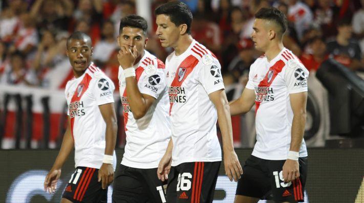 Exequiel Palacios contó sus sensaciones sobre su presente en River y en la Selección