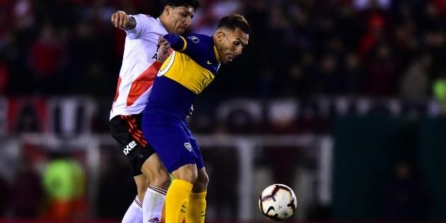River vs. Boca: la última vez que jugaron en el Monumental fue por la Copa Libertadores 2019 | La Página Millonaria