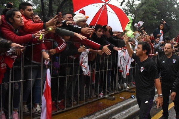 River y una difícil visita a Atlético Tucumán