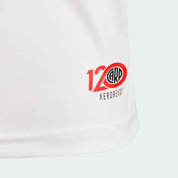 detalle camiseta river nuevo