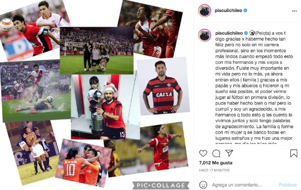 Gracias por la magia: Pisculichi anunció su retiro del fútbol profesional   La Página Millonaria