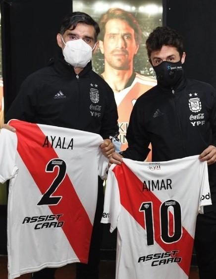Ayala y Aimar